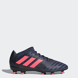 4beab4cc7142 adidas X 17.3 Firm Ground Boots - Black