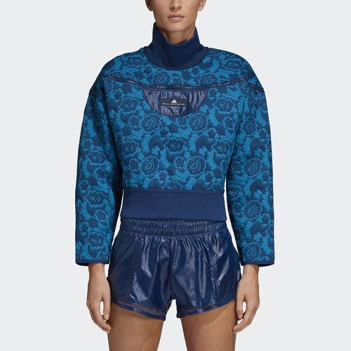 adidas - Run Sweater Hero Blue / Mystery Blue CZ4542