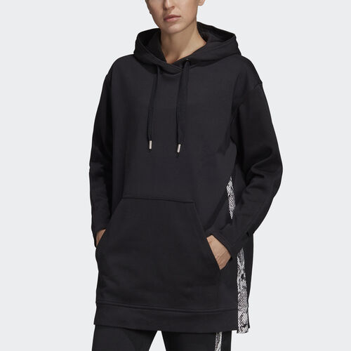 adidas - Oversize Hoodie Black DT9220