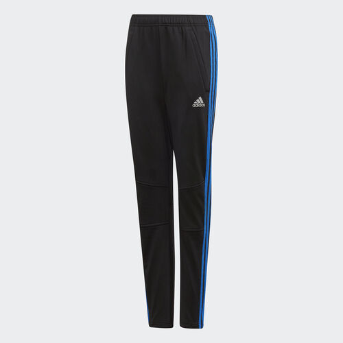 adidas - Football Striker 3-Stripes Pants Black / Blue DJ1267