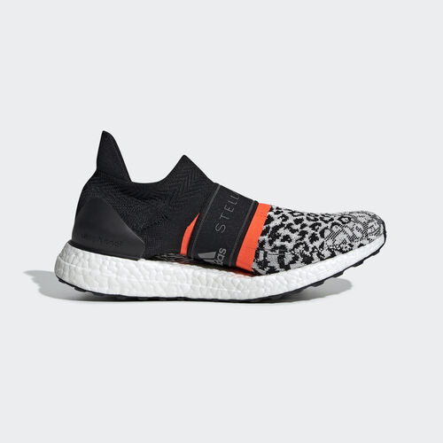 adidas - Ultraboost X 3D Shoes Core Black / Core White / Solar Red BC0314
