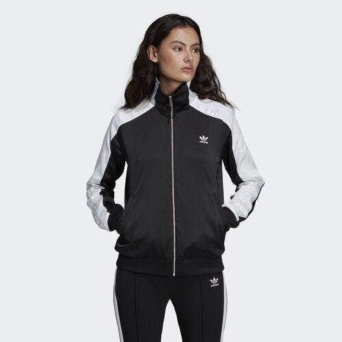 adidas - Track Jacket Black DU9718