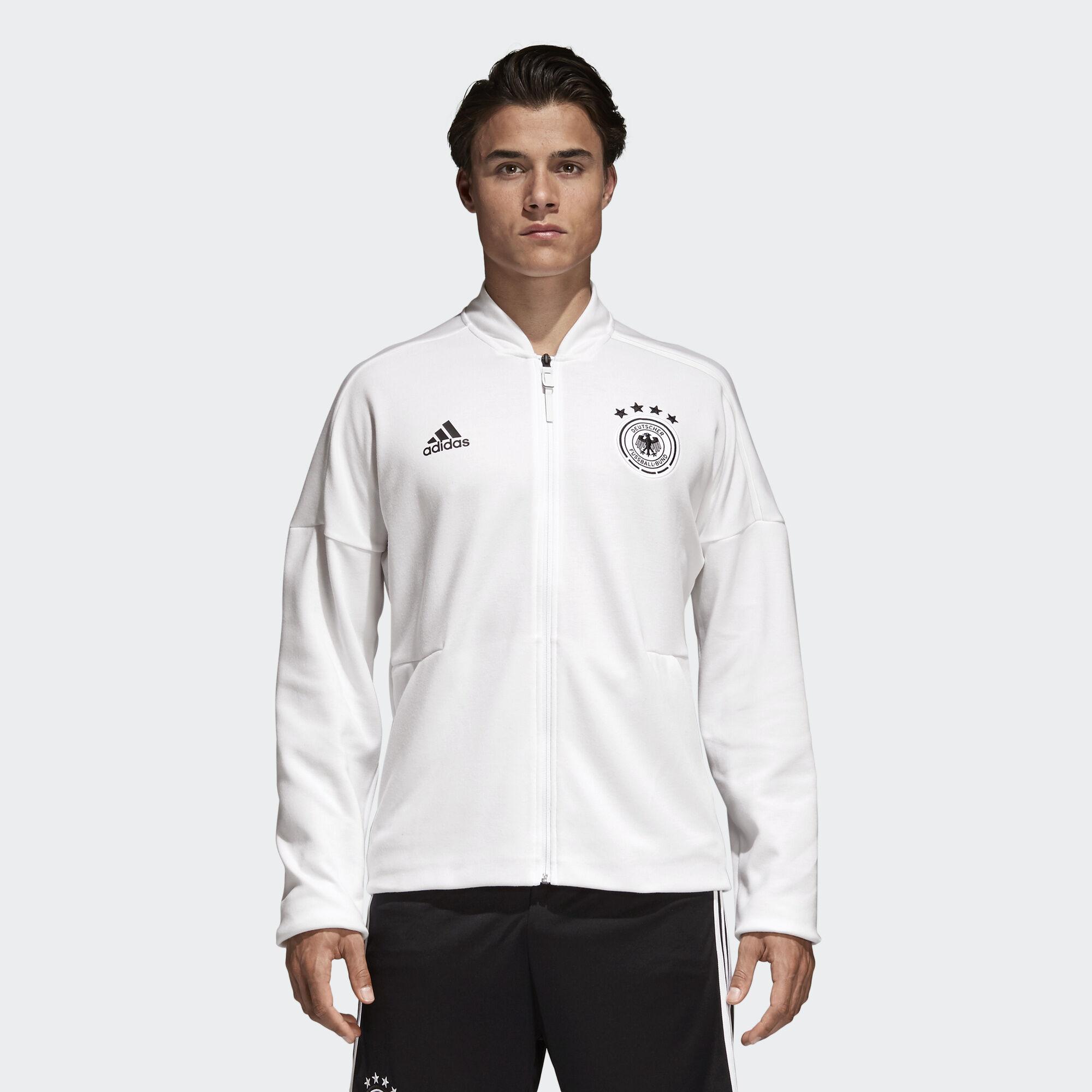 adidas - Germany adidas Z.N.E. Jacket White CF2452