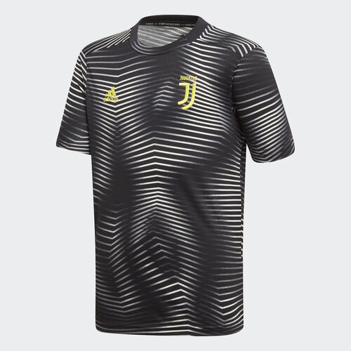 adidas - Juventus Home Pre-Match Jersey Black / White DP2893