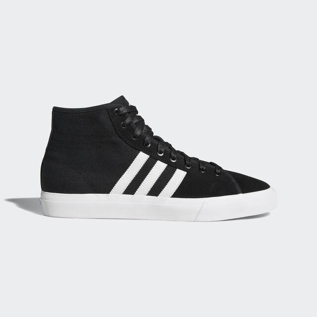 675648e6ba14a adidas - Matchcourt High RX Shoes Core Black   Ftwr White   Gum4 B22786