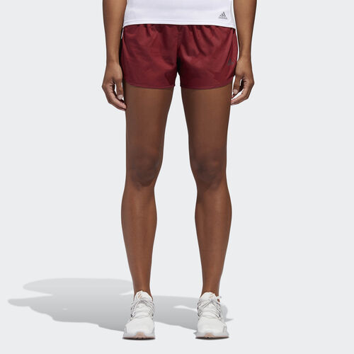 adidas - M10 Ready-to-Go Shorts Noble Maroon DM2816