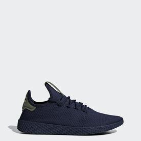 adidas Pharrell Williams SOLARHU NMD Shoes - Blue  f49c81503a6
