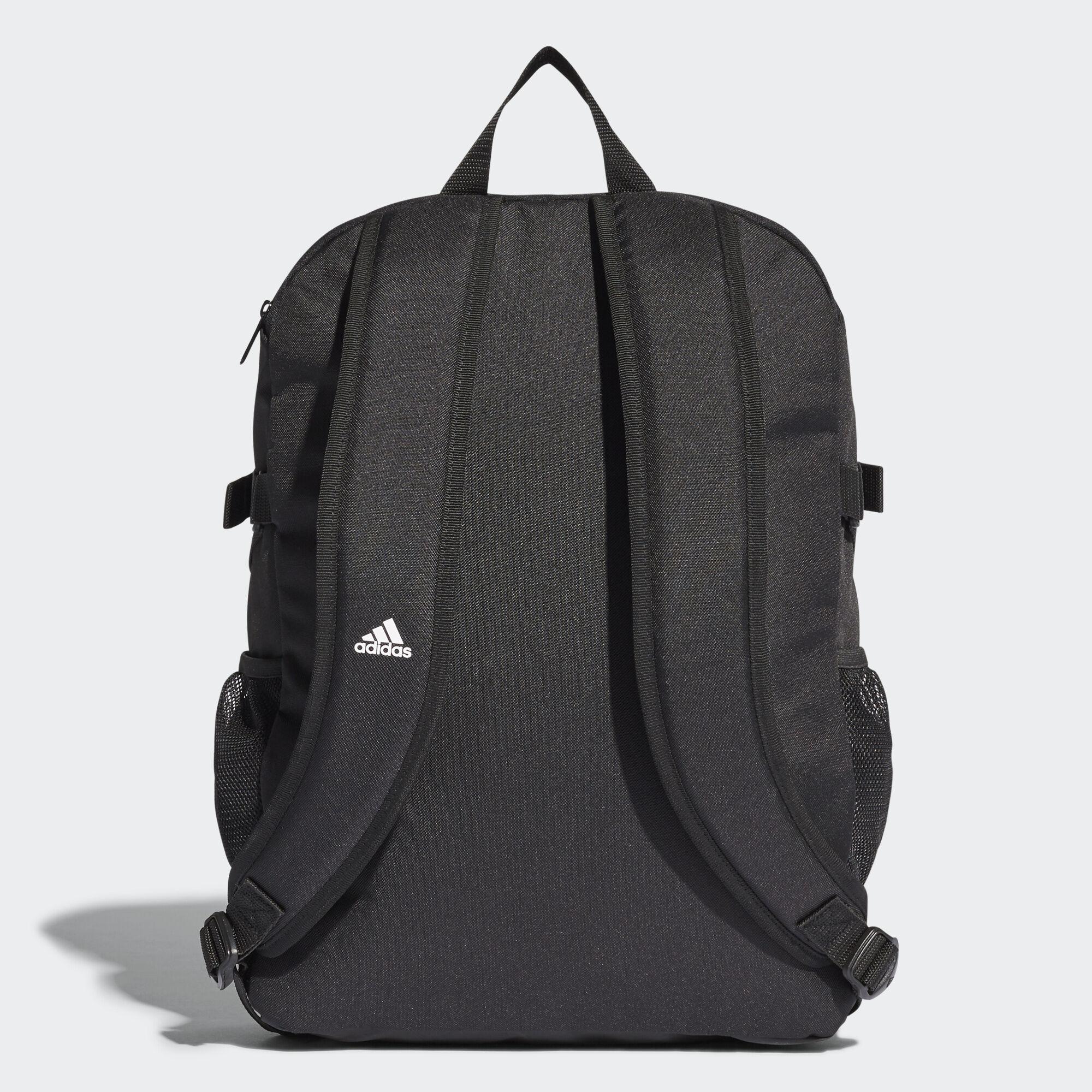 09ae1e9be841 adidas 3-Stripes Power Backpack Medium - Blue