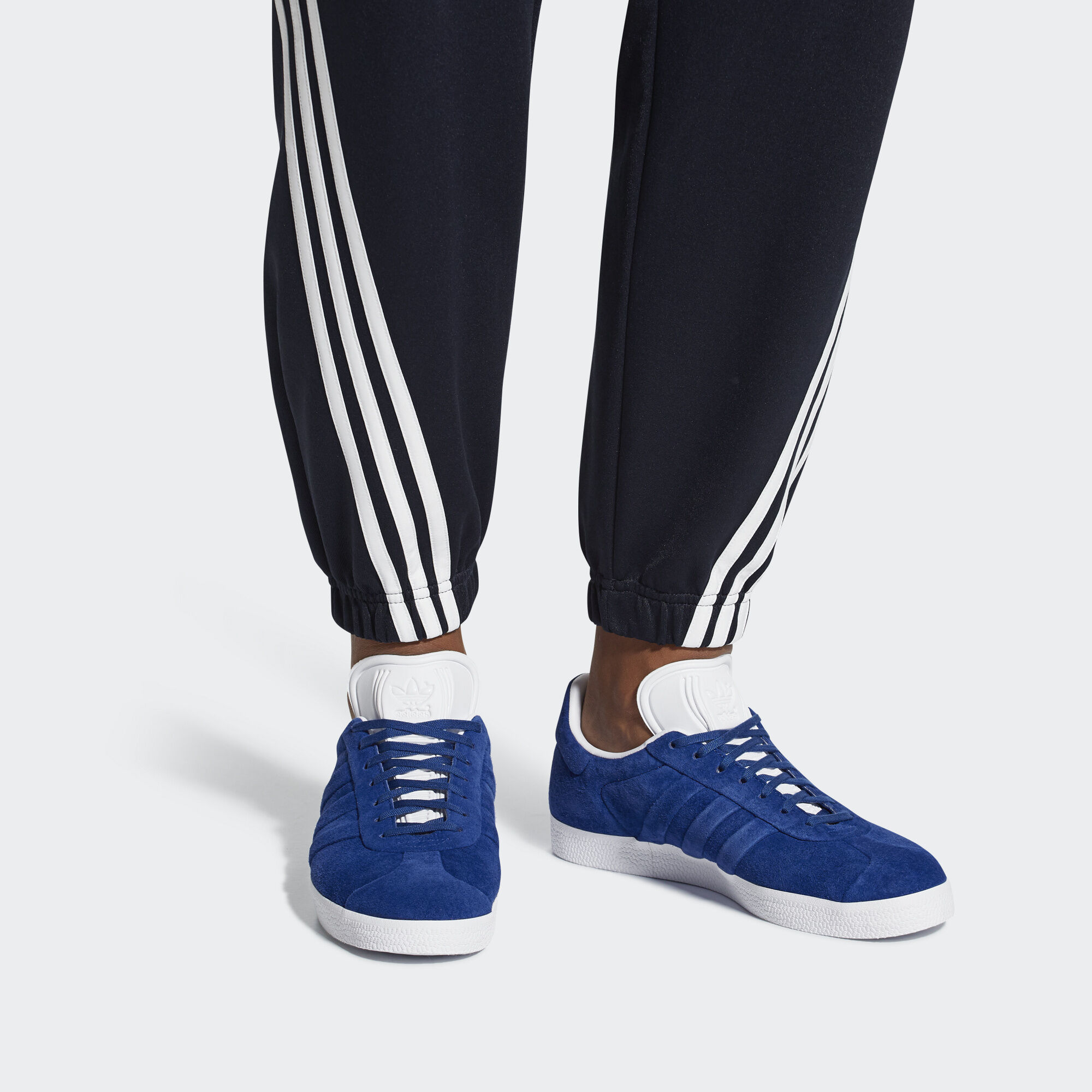 detailed look b88d7 ad653 Zapatilla Gazelle Stitch and Turn - Rosa adidas  adidas Espa