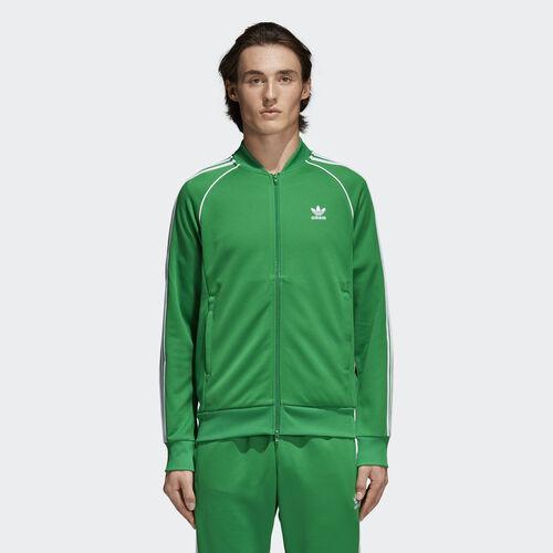 adidas - SST Track Jacket Green CW1259