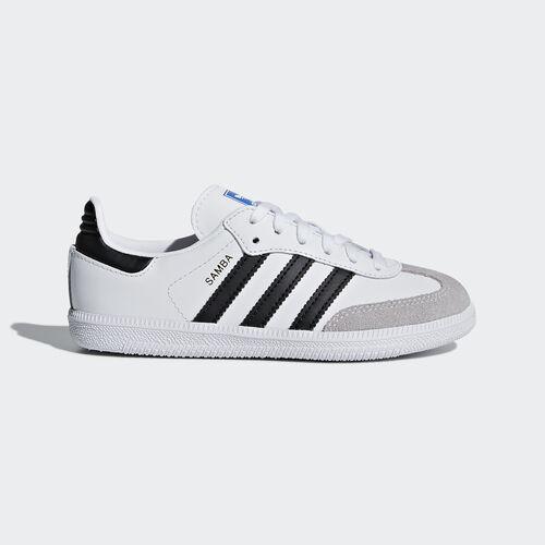 adidas - Samba OG Shoes Ftwr White / Core Black / Crystal White BB6975