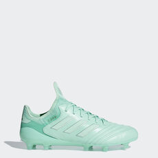 adidas - Botas Copa 18.1 – Piso Firme Clear Mint   Clear Mint   Gold Met ... 14ce6184805b7