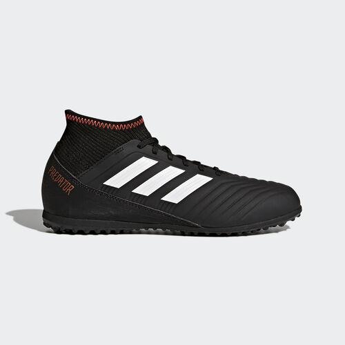 adidas - Predator Tango 18.3 Turf Boots Core Black/Ftwr White/Solar Red CP9039