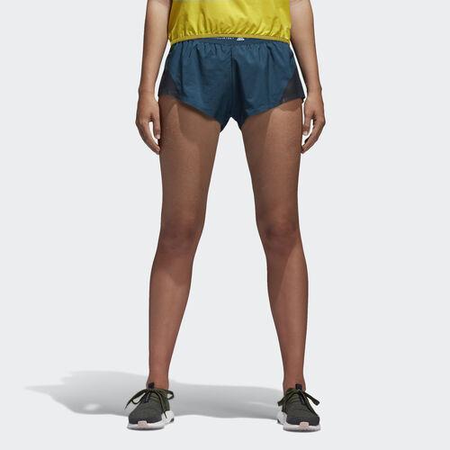 adidas - Run adizero Shorts Blue/Dark Petrol BQ8551