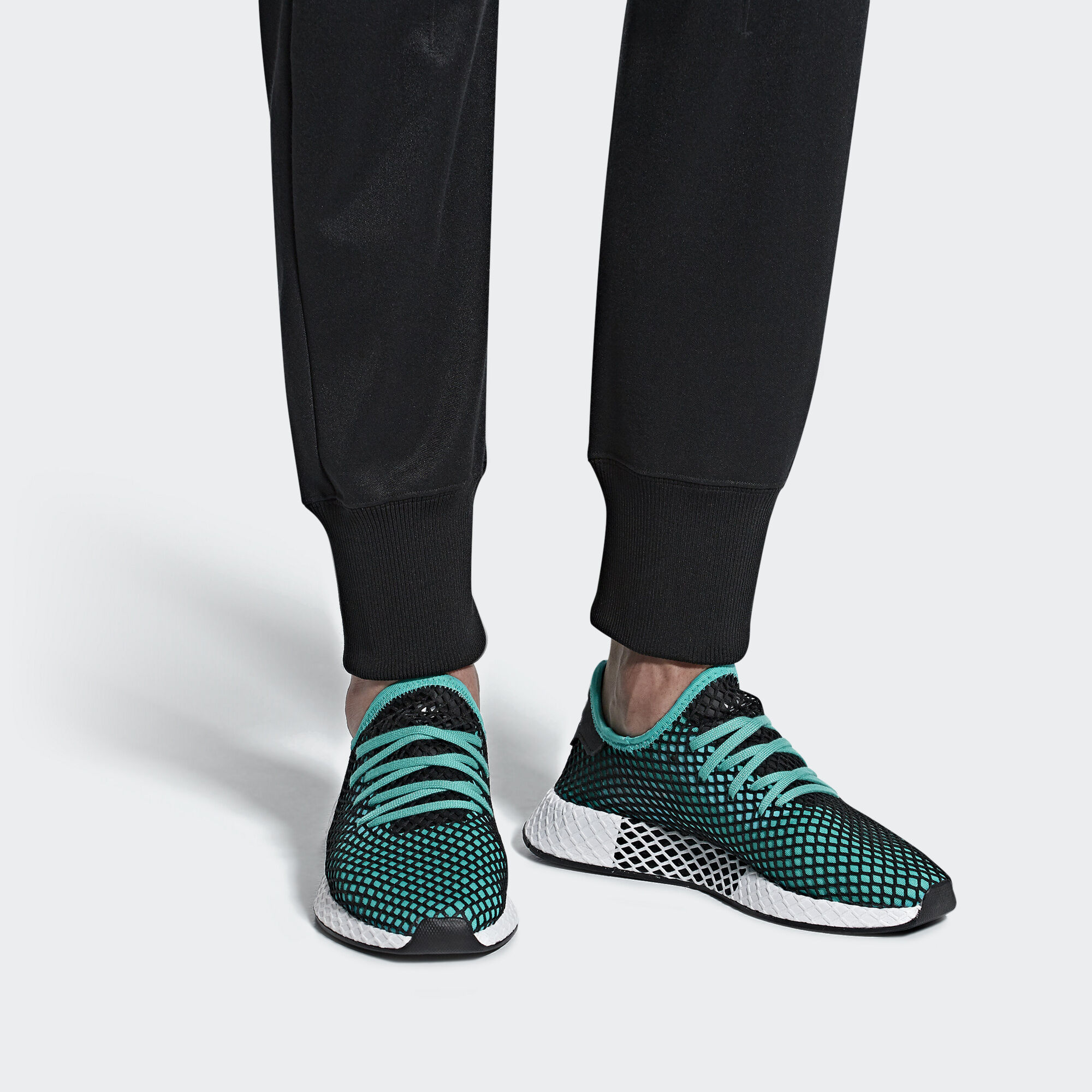 adidas Deerupt Sapatos Deerupt adidas Runner Preto adidas MLT df674b