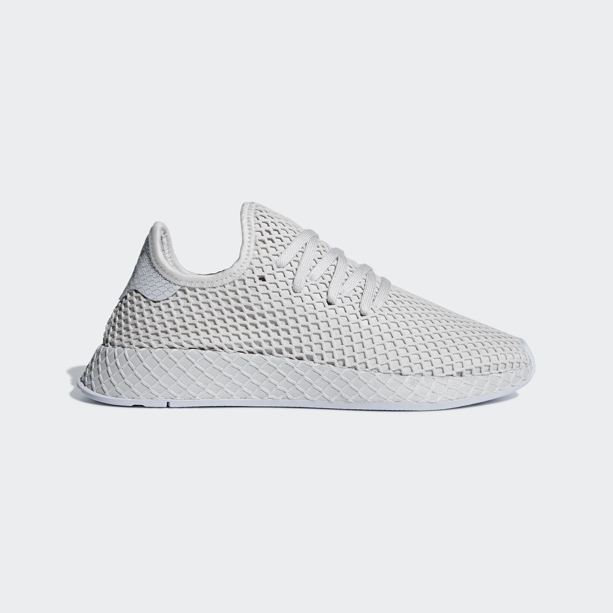 8ac96d46ba6e82 adidas - Deerupt Shoes Grey One   Grey One   Aero Blue B41726. Women  Originals