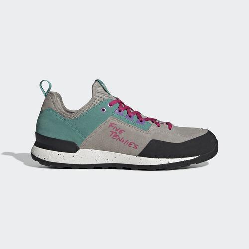 adidas - Five Tennie Shoes Light Brown / True Green / Real Magenta BC0877