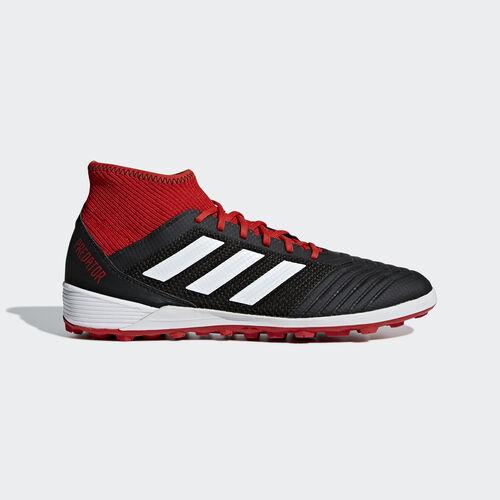 adidas - Predator Tango 18.3 Turf Boots Core Black / Ftwr White / Solar Red DB2135