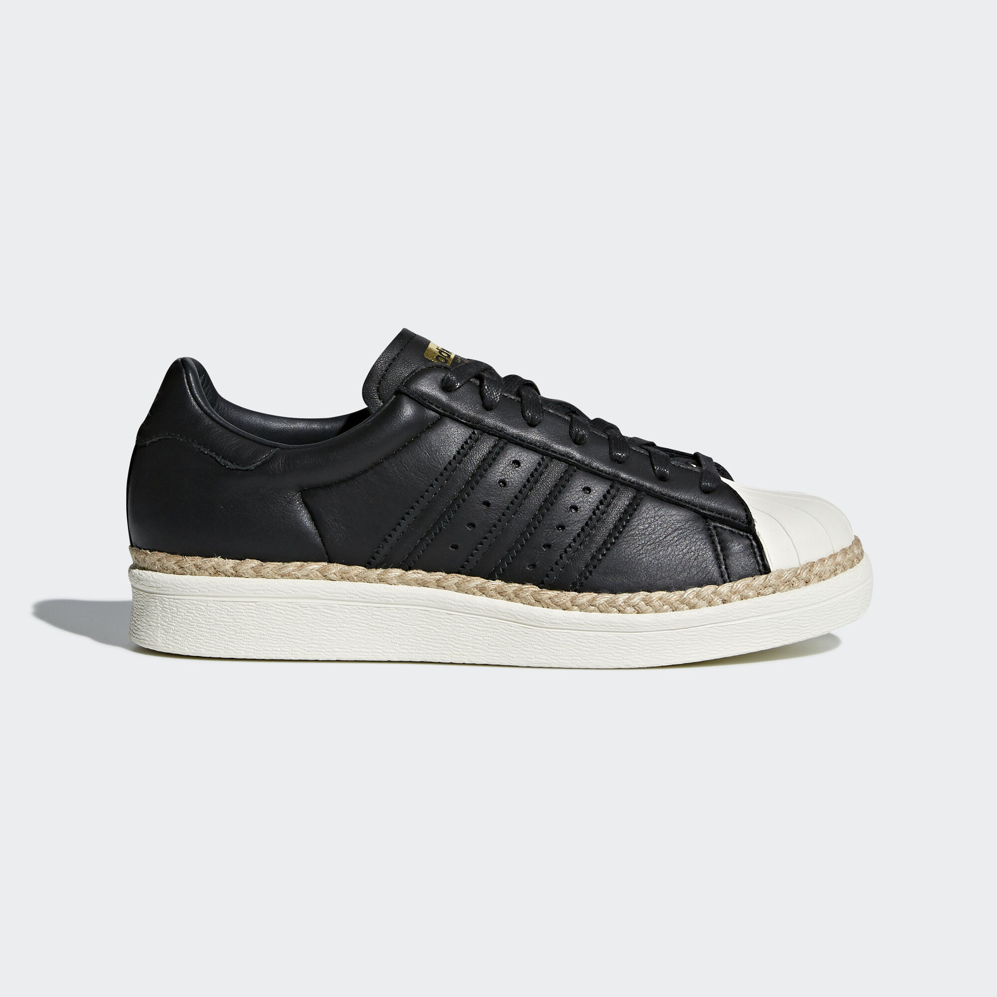 adidas Adidas Superstar 80s New Bold W Core / Core / Off White X0WFda59F