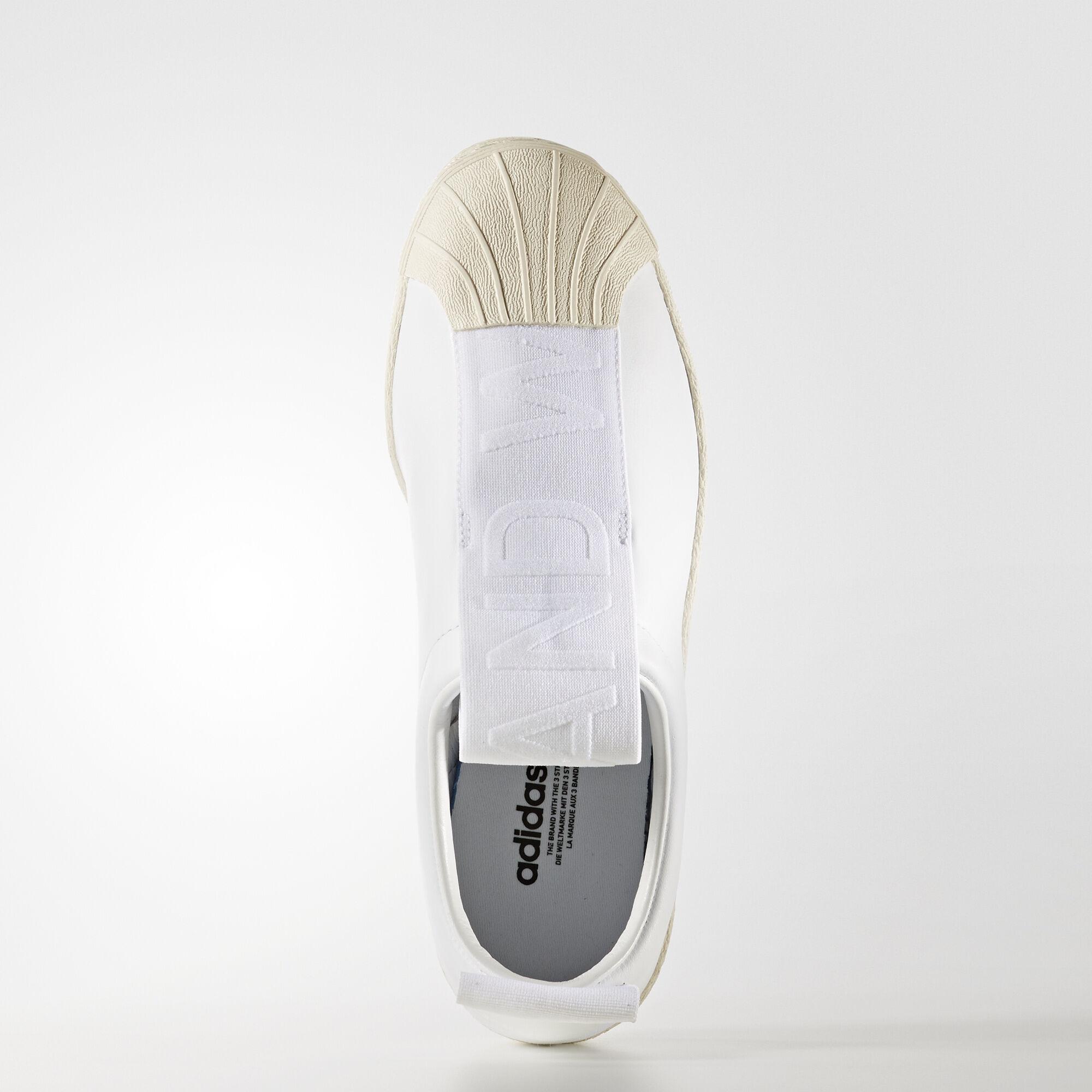 sports shoes fa9f6 3b134 Scarpe Superstar BW Slip-on - Bianco adidas  adidas Italia