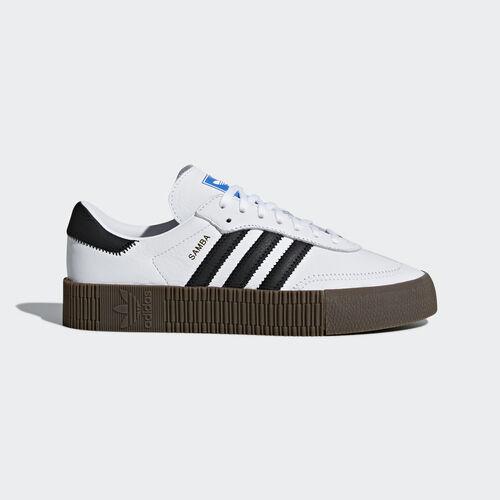 adidas - SAMBAROSE Shoes Ftwr White / Core Black / Gum5 AQ1134