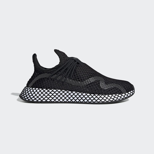 adidas - Deerupt S Shoes Core Black / Core Black / Ftwr White BD7879