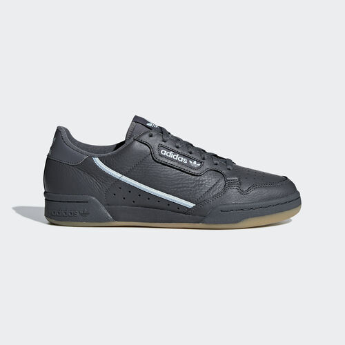 adidas - Continental 80 Shoes Grey Five / Ice Mint / Ash Grey G27705