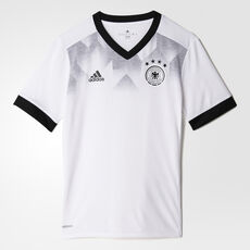 129de65058 adidas - Germany Home Pre-Match Jersey White Black BP9163