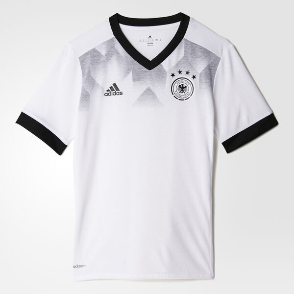Germany Home Pre-Match Jersey Λευκό BP9163