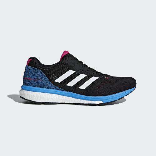 adidas - Adizero Boston 7 Shoes Core Black / Ftwr White / Real Magenta BB6501