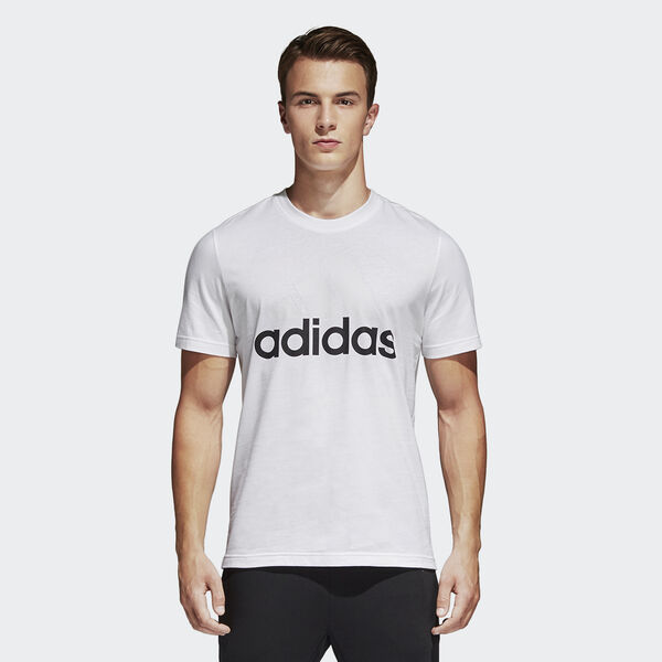 T-shirt Essentials Branco S98730