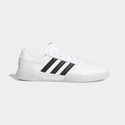adidas - City Cup Shoes Ftwr White / Core Black / Lgh Solid Grey DB3075