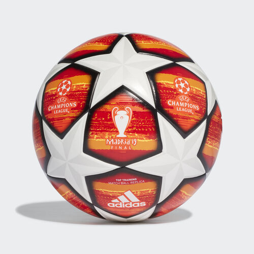 adidas - UCL Finale Madrid Top Training Ball Orange / Active Red / Scarlet / Solar Red DN8676