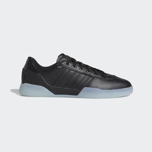 adidas - City Cup Shoes Core Black / Core Black / Clear Sky DB3076