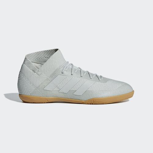 adidas - Nemeziz Tango 18.3 Indoor Boots Ash Silver / Ash Silver / White Tint DB2197