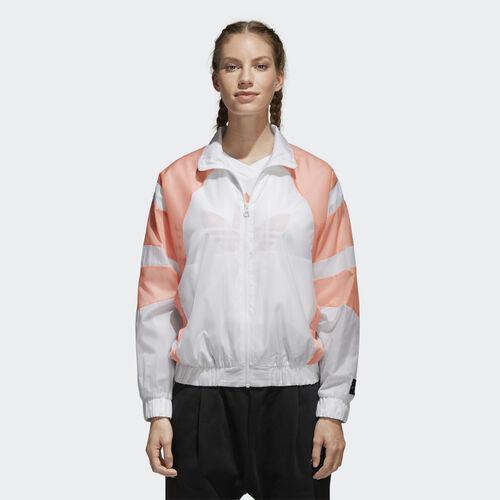 adidas - EQT Track Jacket White/Chalk Coral CD6881