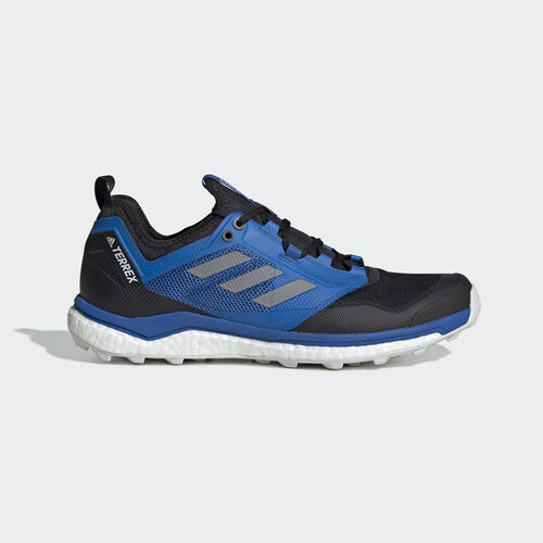 adidas - Terrex Agravic XT Shoes Core Black / Grey One / Blue Beauty AC7662