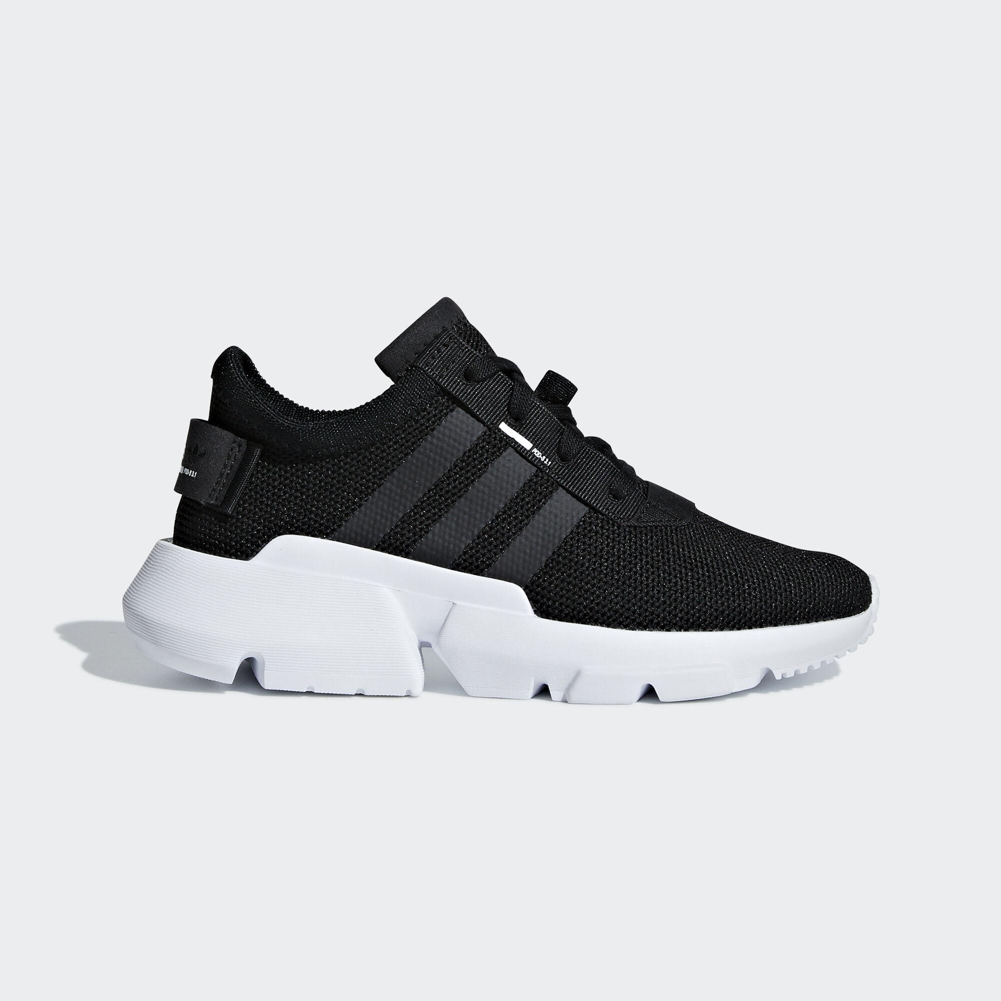 41b7285cca3f adidas - POD-S3.1 Shoes Core Black   Core Black   Ftwr White. Kids Originals