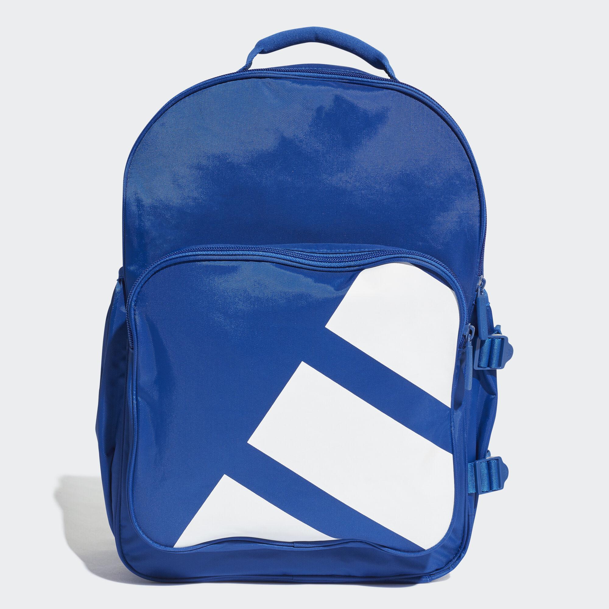 8567305daaba ... sale adidas eqt classic backpack collegiate royal white dh2676 7430b  b3560