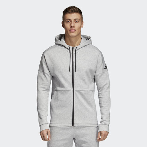 adidas - ID Stadium Jacket Grey/Kelly Heather CG2088