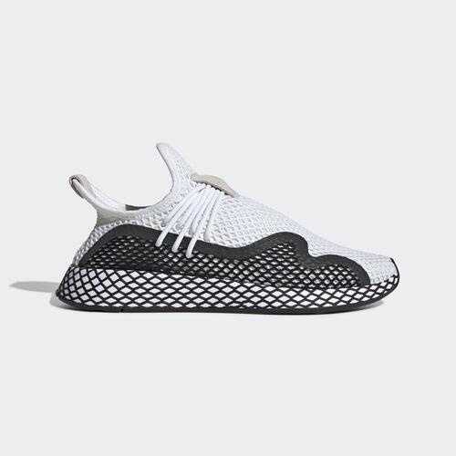 adidas - Deerupt S Shoes Ftwr White / Core Black / Ftwr White BD7874
