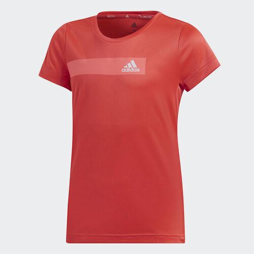 adidas - Training Cool Tee Shock Red / White DV2767
