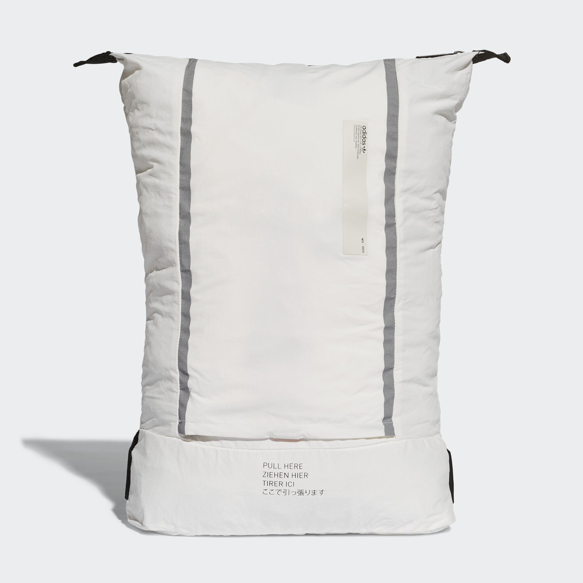 adidas - adidas NMD Packable Backpack Core White DH2873 213c0ab7e7304
