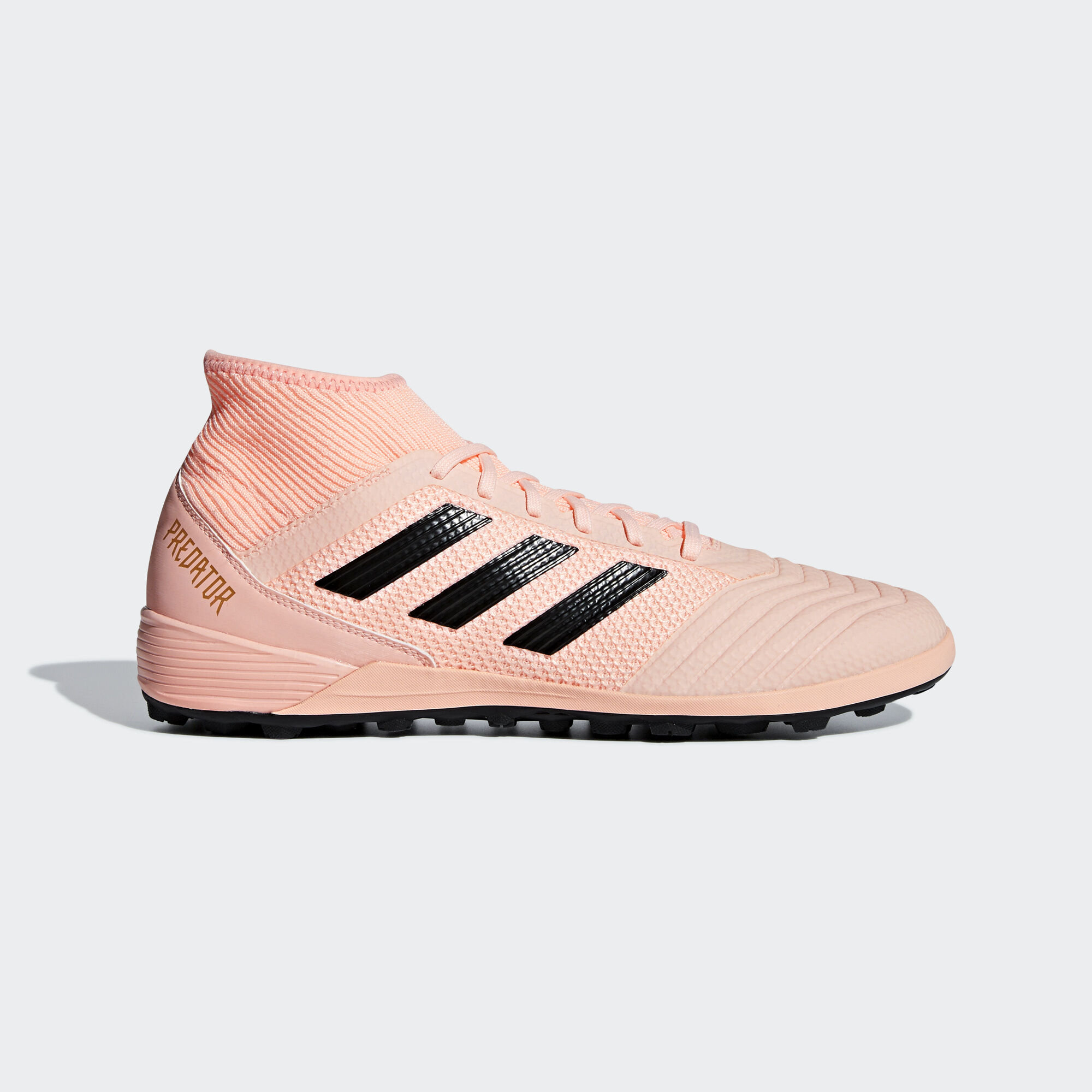 new arrivals 830fa 3f8b9 adidas - Predator Tango 18.3 Turf Boots Clear Orange   Core Black   Clear  Orange DB2132. Men Football