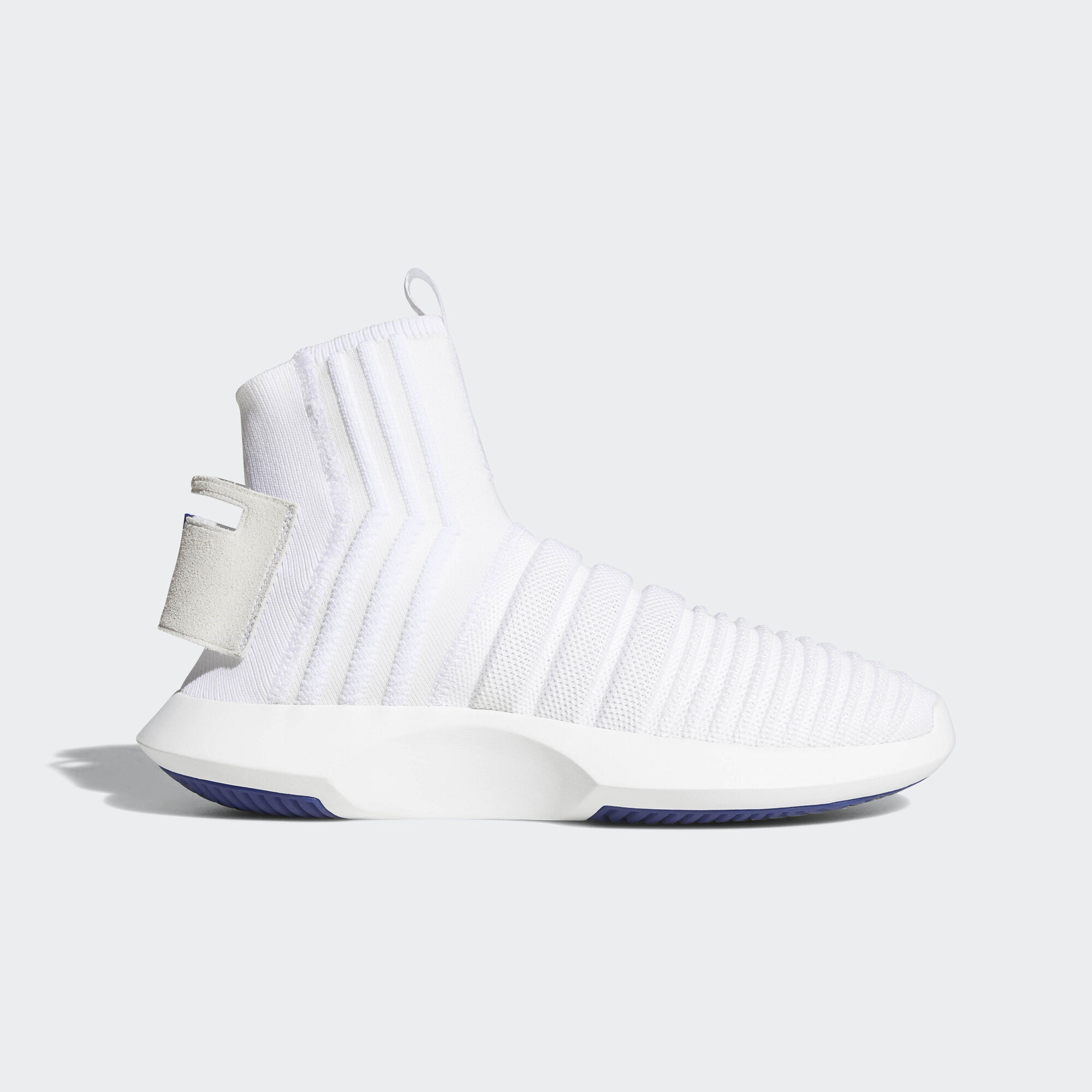 outlet store 41198 7c0f2 adidas - Crazy 1 Sock ADV Primeknit Shoes Ftwr WhiteFtwr WhiteReal Purple