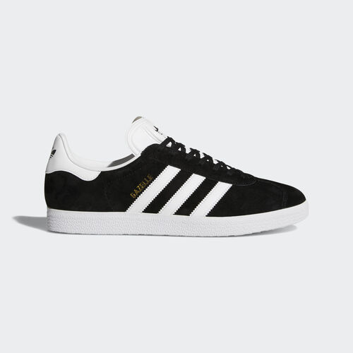 adidas - Gazelle Shoes Core Black/Footwear White/Clear Granite BB5476