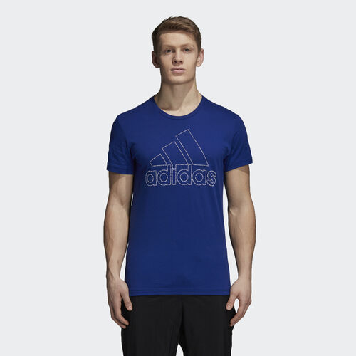 adidas - ID Badge of Sport Tee Mystery Ink DI0270