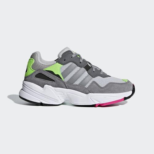 adidas - Yung-96 Shoes Grey Two / Grey Three / Shock Pink DB2802