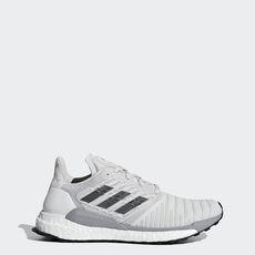 fc30bc0e59 adidas - Sapatos SolarBoost Grey One   Grey Four   Grey Three BB6604 ...