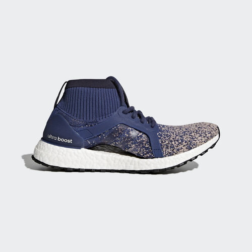 adidas - Ultraboost X All-Terrain Shoes Noble Indigo/Noble Indigo/Ash Pearl BY8924